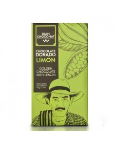 Chocolate Dorado Limon