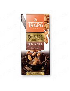 TRAPA CHOCOLATE 80 % CON...
