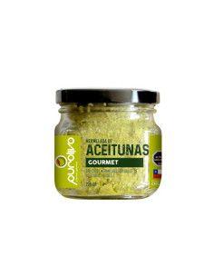 Mermelada de aceitunas verdes
