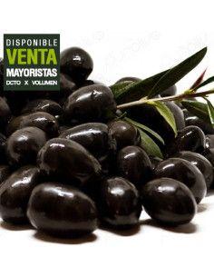 Aceitunas Negras Huasco 1 Kg