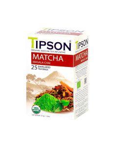 TIPSON MATCHA CHAI 25 BOLSAS