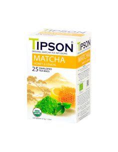 TIPSON MATCHA LIMON MIEL 25...