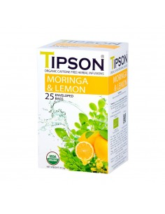 Tipson Moringa Lemon Bag