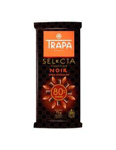 CHOCOLATE NEGRO DARK 80% CACAO