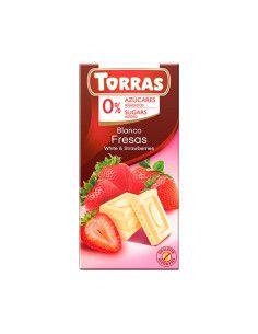 TORRAS BARRA CHOC BLANCO...