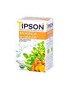 TIPSON MORINGA JENGIBRE 25...