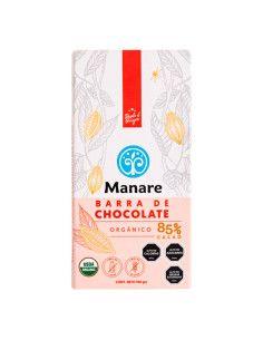 Chocolate organico 85%...